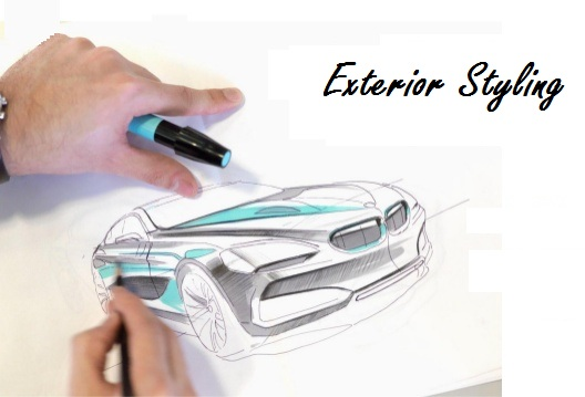 Car Exterior Accessories Buy Car Body Exterior Styling