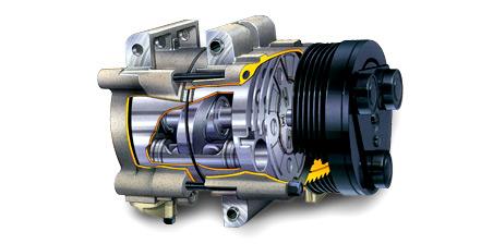 Delphi Chevrolet Beat Diesel Car Ac Compressor