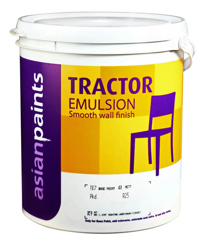Buy Asian Paints Tractor Emulsion 20 Litre @ Best Prices ...