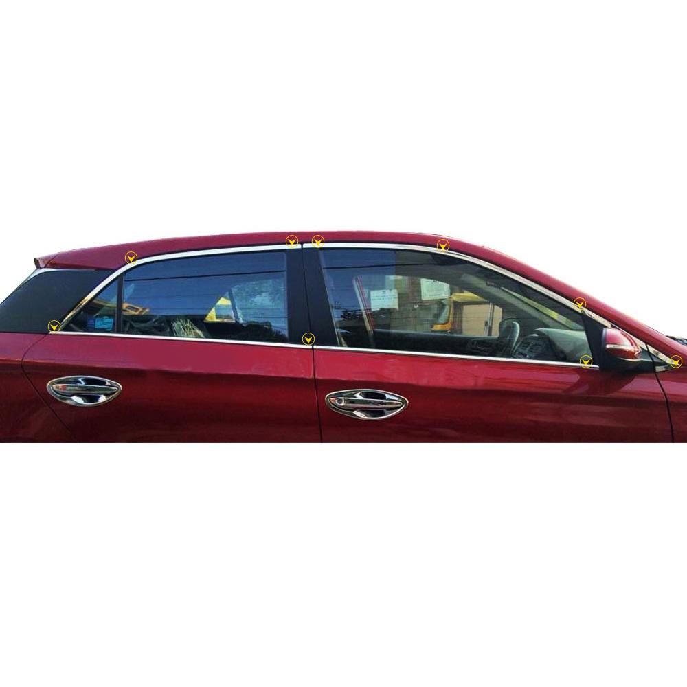 Buy Tata Zest Car Full Window Garnish Trim Online In India At Best