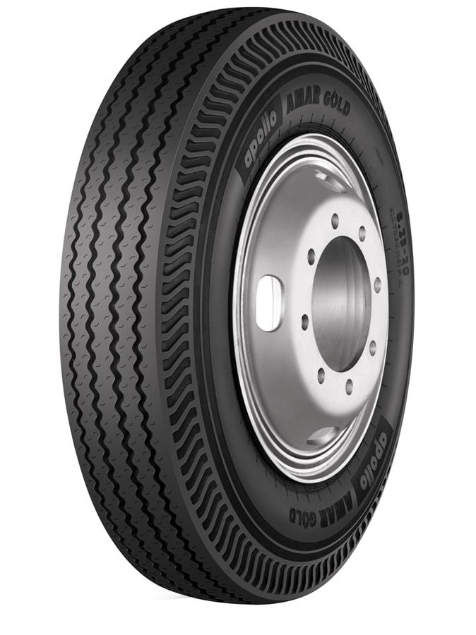 Apollo AMAR GOLD 10 00-20 16PR Tube Type Tyre For Truck/Bus