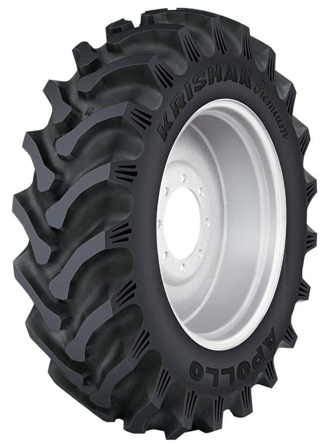 Buy Apollo Krishak Premium D 12 4 24 8pr Tyre For Tractor Online In