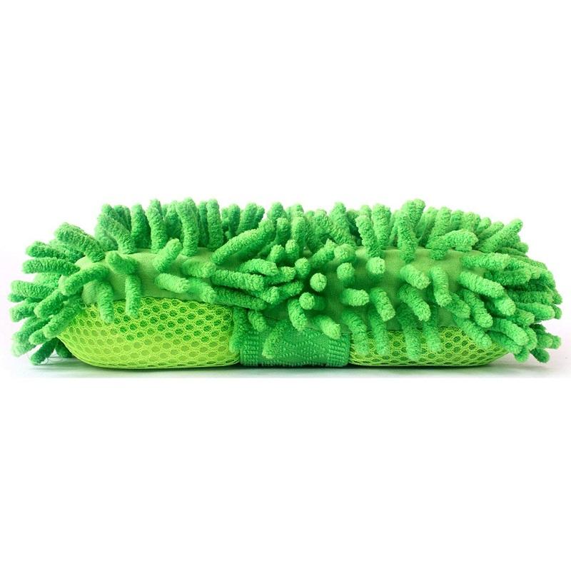 Buy Skyclean Green Microfiber Multipurpose Wash and Dry