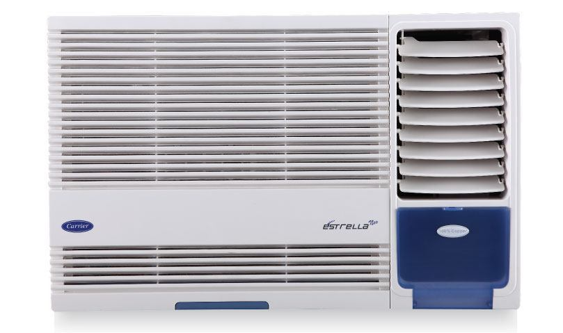 Carrier for 1 ton window ac