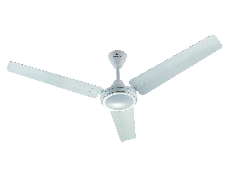 Bajaj Speedster 600 mm 3 Blades White Ceiling Fan