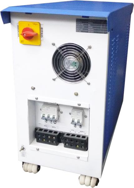 UTL 10 KVA 360V Pure Sine wave Online Ups 3 Phase