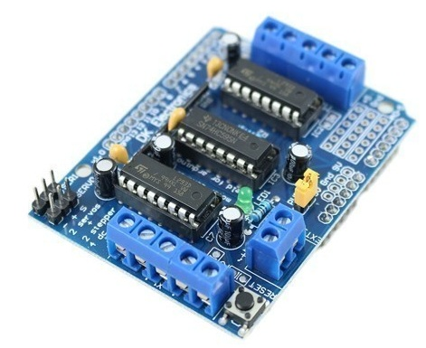 Robomart for L293d motor driver price
