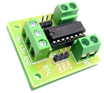 Techtonics for L293d motor driver price