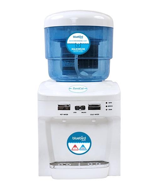 BLUEBIRD Water Purifier 10 Ltr WHITE BLUE TORRICOL
