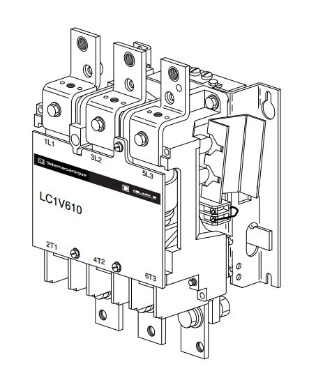 Ac Magnetic Contactor