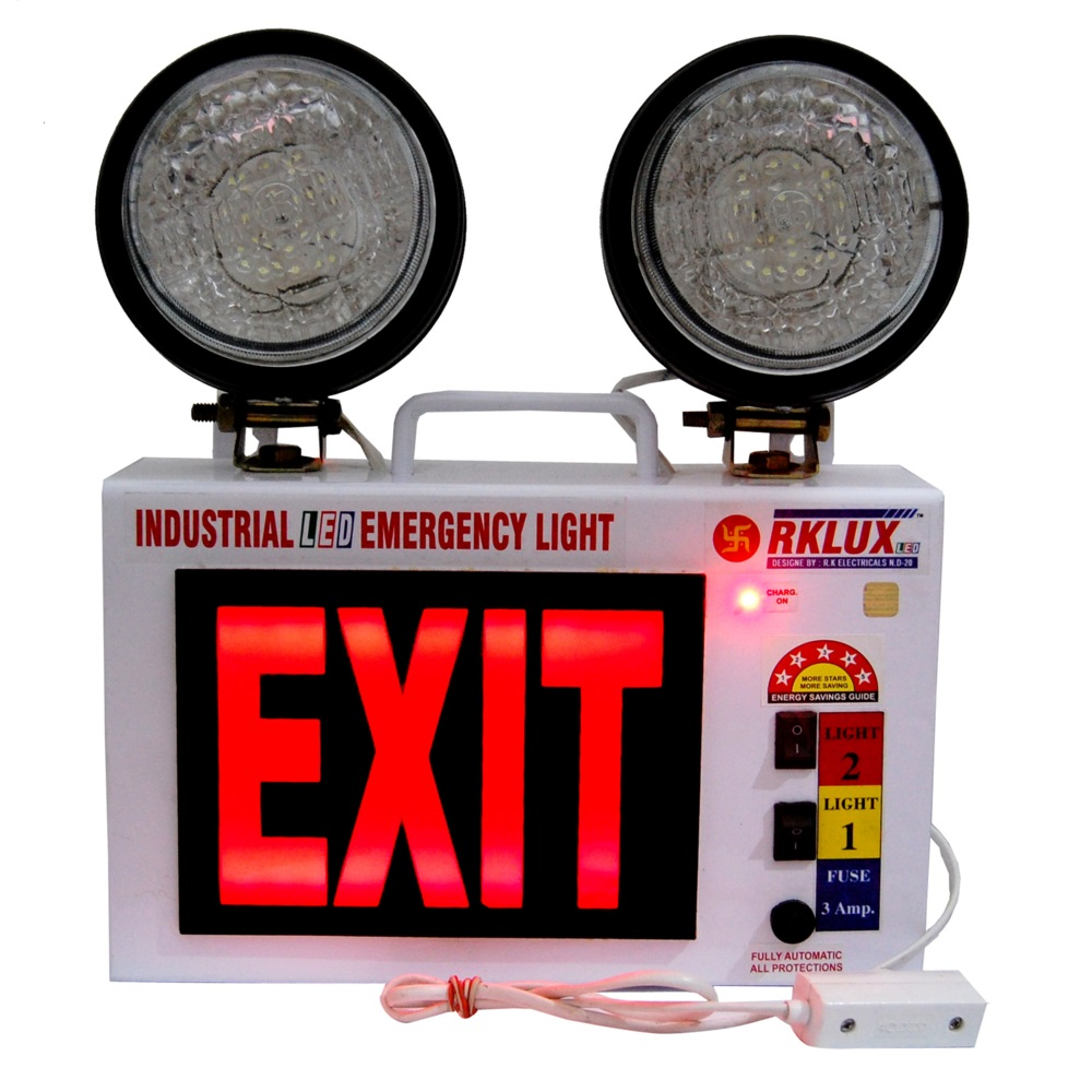 Buy Rklux 40 Watts Industrial Led Emergency Light Rkwe40w Online Automatic In India At Best Prices