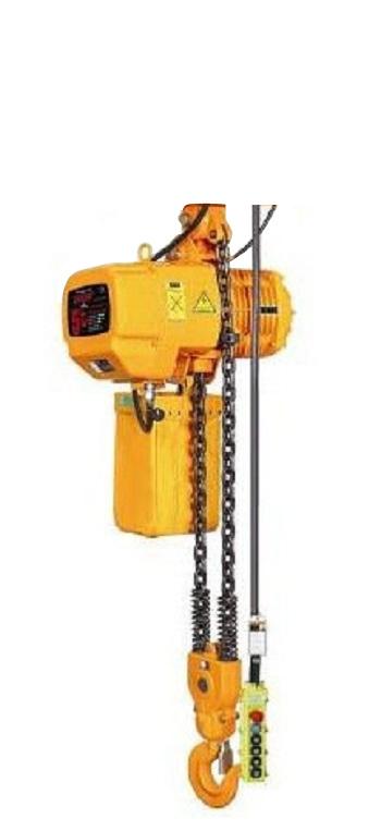 BILT 1 Ton, 6 Metre Electric Chain Hoist