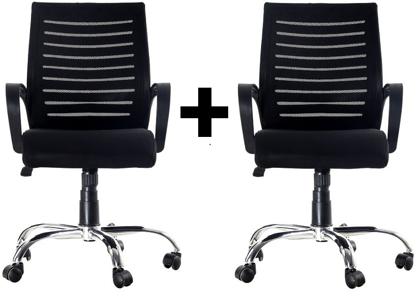 Buy regent office chair two at price of one online in for Buy a chair online