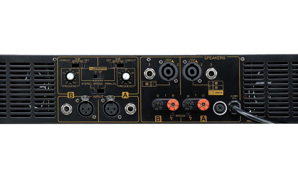 Buy Studio Master DJA 1600 (4 Oh @ 550) DJA Series Amplifier