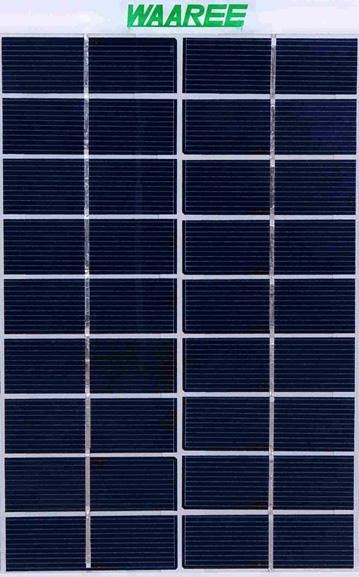Waaree 325 watt Polycrystalline Solar Panel