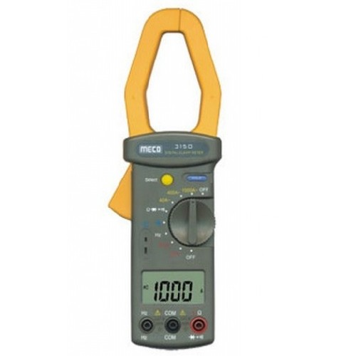 Electrical Clamp Meter : Meco