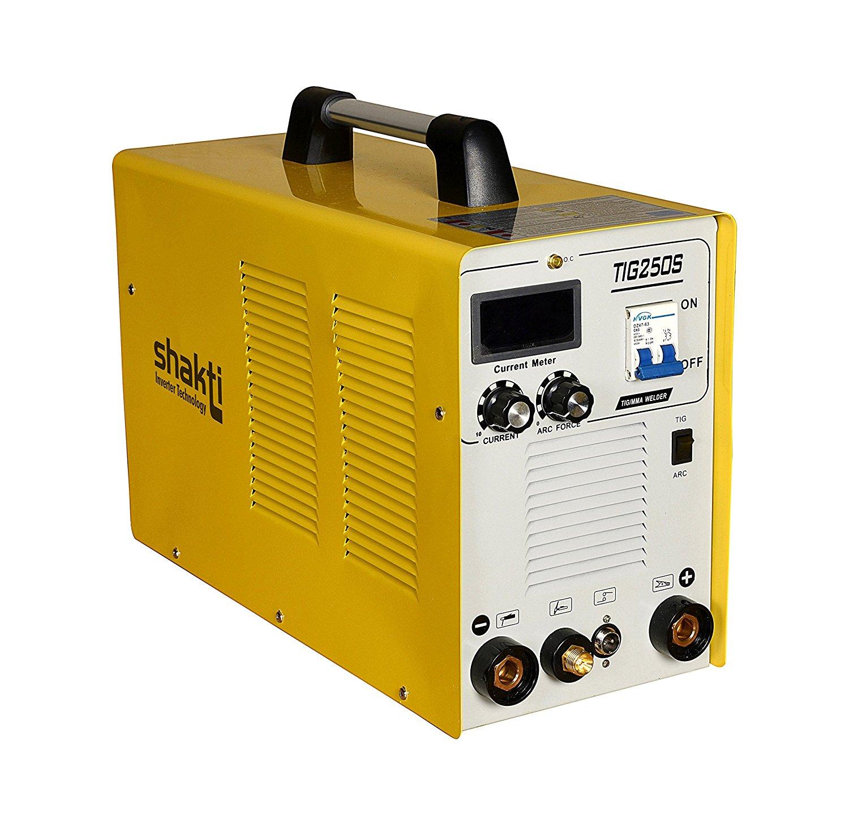 Shakti Inverter 1 Phase TIG Inverter Welding Machine TIG-ARC 250S(1-Phase)