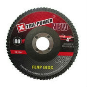 Xtra-Power Grit 60 Zirconium Flap Disc (Dia 4 Inch)