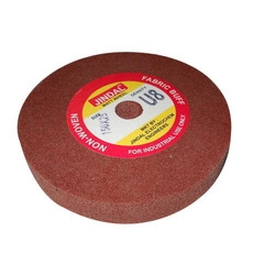 Index Polishing Wheel (Size 150 X 25mm, Grade - Non Woven Red U1)