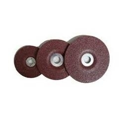 Carborundum Fine Brown Aluminium Oxide Wheels Dia 250mm, Thick 25mm, Bore 31.75mm