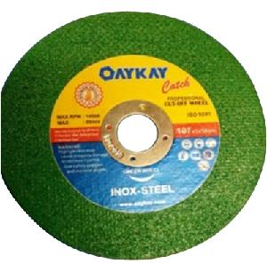 Oaykay Flat Cutting Wheel 4 Inch 5007.04