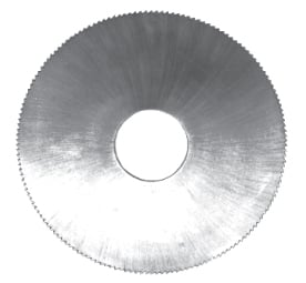 Slitting Saws With Fine Pitch Teeth With 1 Mm Thickness