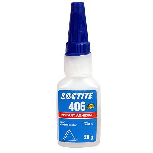 Glues, Epoxies & Cements Hospitable 2x Loctite 401 Instant Adhesive 20g Bottle Easy To Use Liquid Glues & Cements