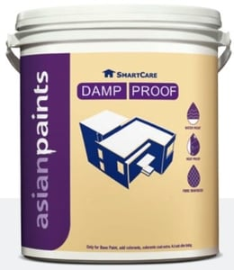 Asian Paints White 20 Ltr Smartcare Damp Proof