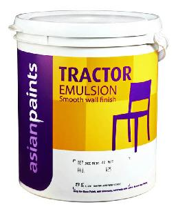 buy asian paints tractor emulsion 20 litre online in india at best