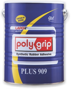 Lapox 1 L Rubber And Contact Adhesives Polygrip Plus 909