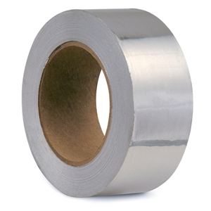 Ltd 100mm*.2mm*50mtrs Aluminium With Glass Adhesives Tape