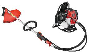 Samson 4 Stroke 52cc Heavy Duty Petrol Backpack Brush Cutter/Grass Trimmer