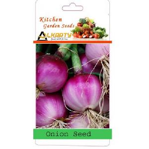 Alkarty Vegetable Onion Seed 20 Seeds Per Pack