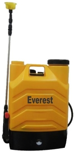 Everest 16 Ltr. Tank Battery Operated Yellow Garden Sprayer Eve-13