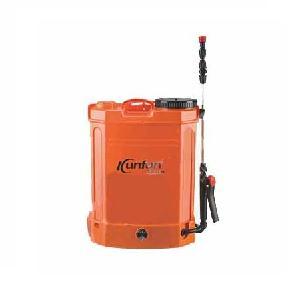 Buy Kunfun 12V 12Ah Double Motor Battery Sprayer 18 Ltr KF