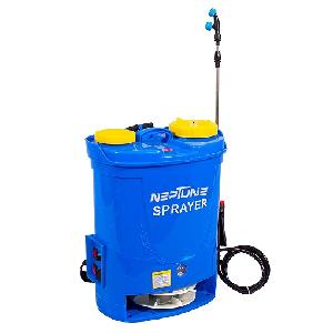 Neptune Fertilizer Broadcaster Cum Sprayer Capacity 16 Litre