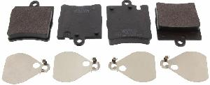 Mapco Brake Disc Pad For Mercedes C Class 6705