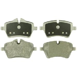 Mapco Brake Disc Pad For Mercedes C Class 25814