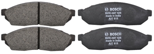 Bosch Brake Pad Kit For Maruti 800cc 0986ab75258f8