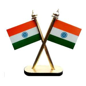 92d408ce8b Buy Skycandle Indian Flag for Car Dashboard CAR-DBFLAG-010-000 Online in  India at Best Prices