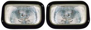 Lumax Indicator/ Blinker Lamp Assembly (Set Of 2) For Tata 1312/1516