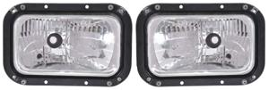 Lumax Head Lamp Assembly (Set Of 2) Non Motorised For Tata 609