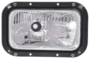 Lumax Head Lamp Assembly Non Motorised For Tata 609 010-Hla-Mmr-Wom