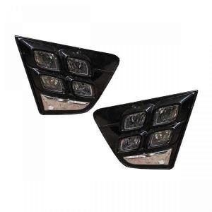 Captivating Black Eagle Led High Intensity Fog Light Set Of 2 Hyundai Creta Fogcretaled