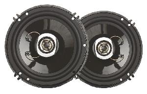 Blaupunkt 2-Way Coaxial System Pure Coaxial 66.2 Car Speakers 165 Mm
