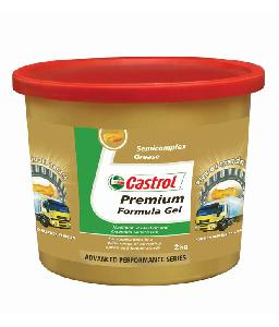 Castrol Premium Formula Gel Grease (2 Kg)