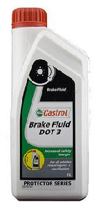 Castrol Dot 3 Brake Fluid (1 Ltr)