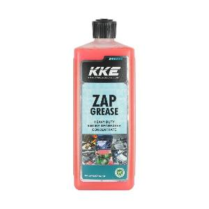 Kke Zap Grease- Heavy Duty Engine Degreaser 199l05 (0.5 Ltr)