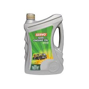 Servo gas engine oil 20w50 3 ltr for Best price motor oil
