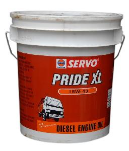 Servo Pride Xl 15w-40 Diesel Engine Oil (7.5 Ltr)